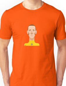 Bradley Wiggins sports personality Unisex T-Shirt