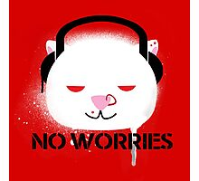 No Worries Photographic Print