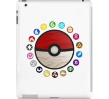 Pokemon - Pokeball iPad Case/Skin