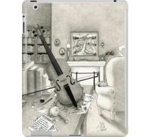 Violin and Sitting-Room iPad Case/Skin