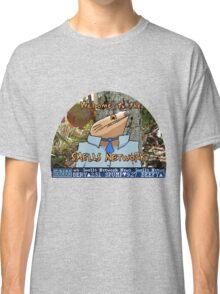 SMELLS NETWORK Classic T-Shirt