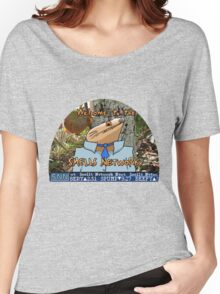 SMELLS NETWORK Women's Relaxed Fit T-Shirt