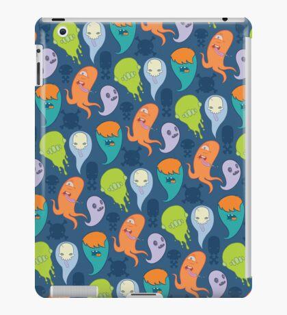 Ghost Pattern Case iPad Case/Skin