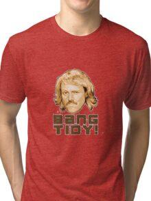Keith Lemon- Bang Tidy Tri-blend T-Shirt