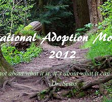 National Adoption Month 2012 by meme2oo4