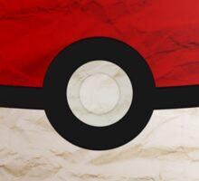 Pokemon - Pokeball Sticker