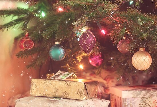 Christmas wishes by Lyn Evans