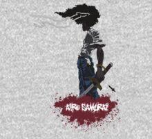 Afro Samurai by Soulchild1979