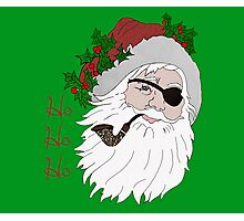 Sailor Claus Photographic Print