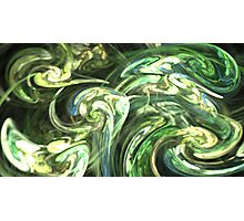 Forest Swirls Photographic Print