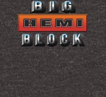 Big Block - Hemi Unisex T-Shirt