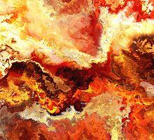 Fire Dragon by JuryOnyxman