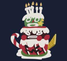 Bundt - SMRPG Cake by SaradaBoru
