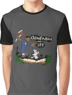 Clementine and Lee Graphic T-Shirt