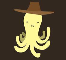 Yellow Octopus - Cowboy Hat Unisex T-Shirt