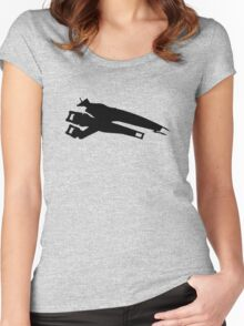 The Normandy Women's Fitted Scoop T-Shirt