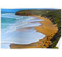 Bells Beach, Torquay, Victoria, Australia Poster