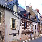 Old Houses in France by magicaltrails