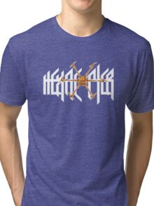 HexaCopter Tri-blend T-Shirt
