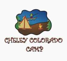 Cheley Colorado Camp truck stop novelty tee One Piece - Short Sleeve