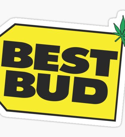 Best Bud Sticker