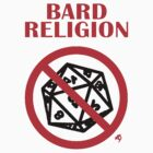 Bard Religion by SuppaDagon