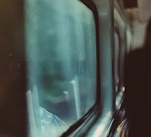 Analog Train Ride by Jonah Rosselot