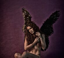 Dark Angel ii by DareImagesArt
