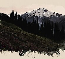 Indian Summer in the Mountains by Adam Asar