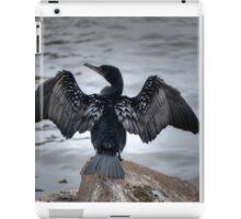 Drying Off II iPad Case/Skin