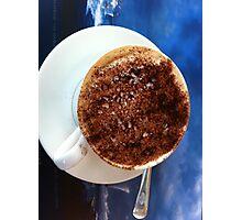 Coffee at Sea Photographic Print