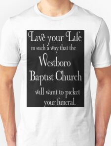 Protest Westboro T-Shirt
