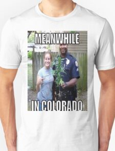 Meanwhile in Colorado T-Shirt