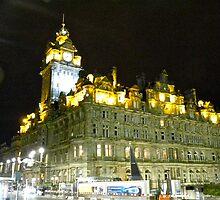 Balmoral Hotel Edinburgh by Aaron McKenzie