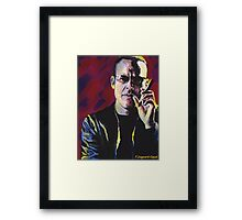 Michael, featured in Arists Universe Framed Print