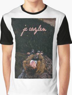 Jc Caylen Looking Up Graphic T-Shirt
