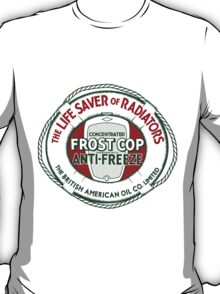 Frost Cop Anti-Freeze Vintage T-shirt T-Shirt