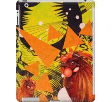 Zen of the Roosters iPad Case/Skin