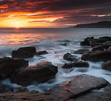 Cayton Bay - Scarborough by Gary Snowden