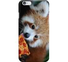 Red Panda and Chill iPhone Case/Skin