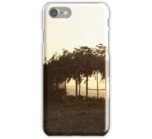 A Shade in the Mountains iPhone Case/Skin