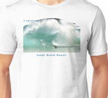 Sandy Beach Shorebreak T-Shirt Unisex T-Shirt