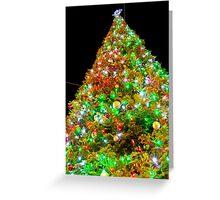 Big Christmas Greeting Card