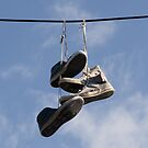 Shoes on the line by MichaelK