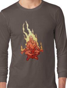 Acid Meditation Long Sleeve T-Shirt