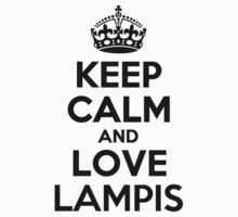 Keep Calm and Love LAMPIS by esteron