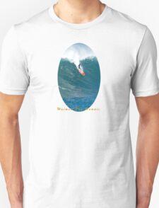 Banzai Takeoff Pipeline Hawaii T-Shirt