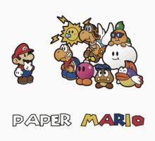 Paper Mario 64 by BFurda