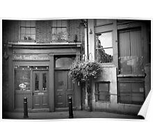 13 Park Street - London Poster