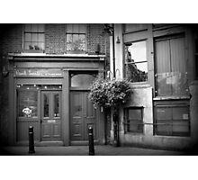 13 Park Street - London Photographic Print